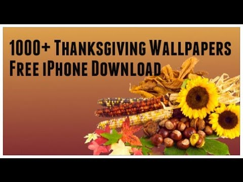 Free Live Thanksgiving Wallpapers
