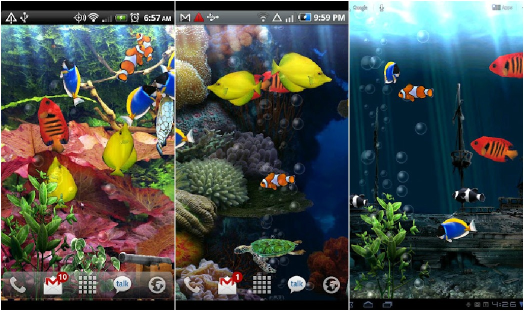 Free Live Wallpaper Apps