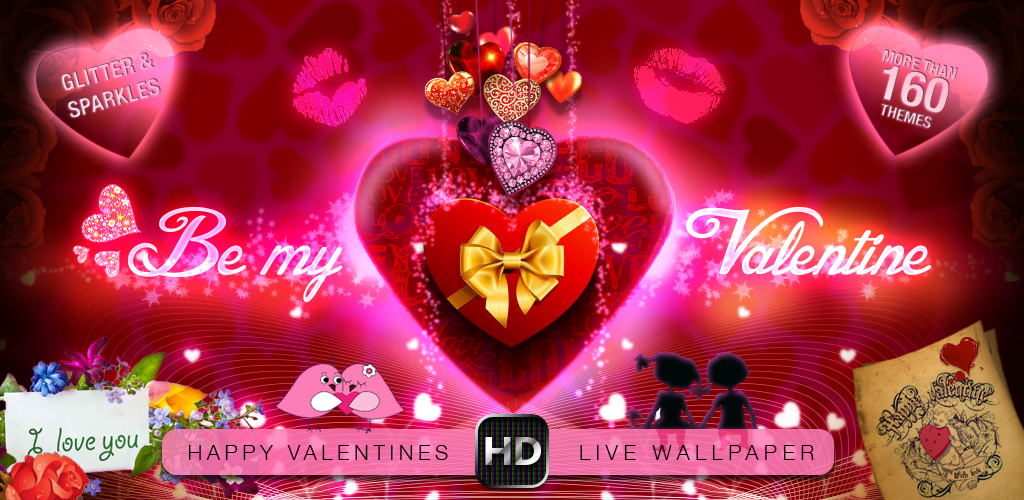 download free valentine live wallpapers gallery