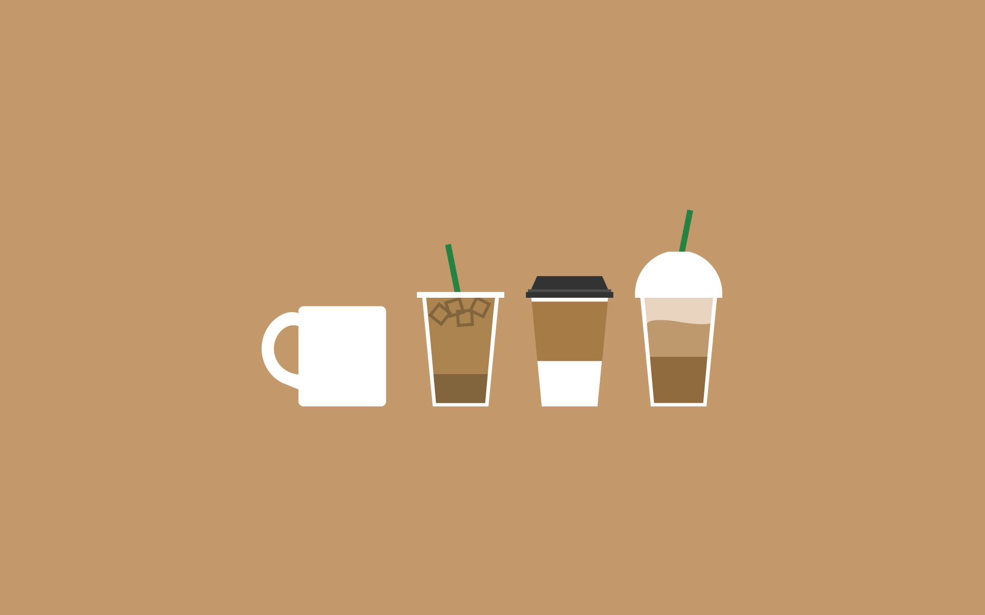 Funny Coffee Wallpaper