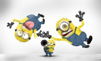 Funny Minion Wallpaper