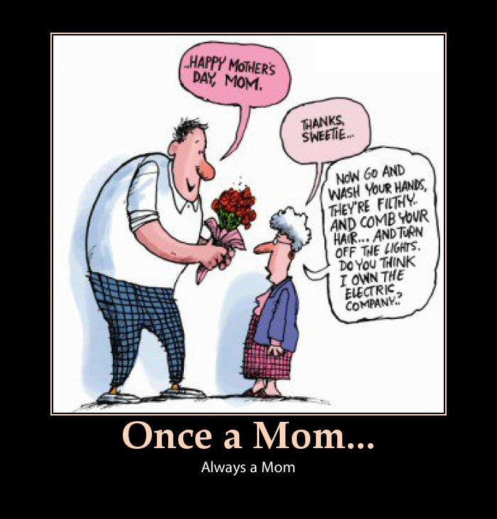 Funny Sayings Happy Mothers Day