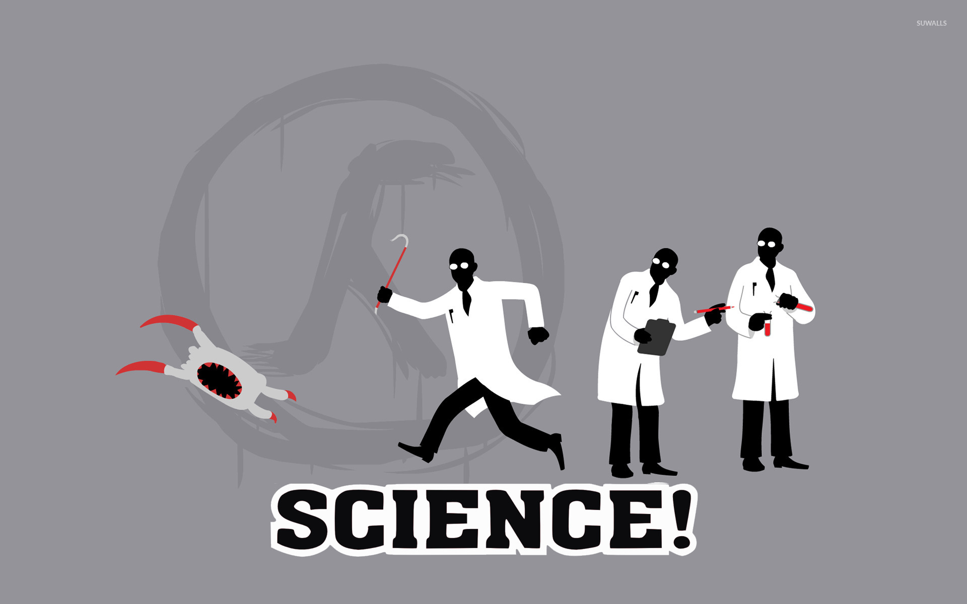 Funny Science Wallpapers