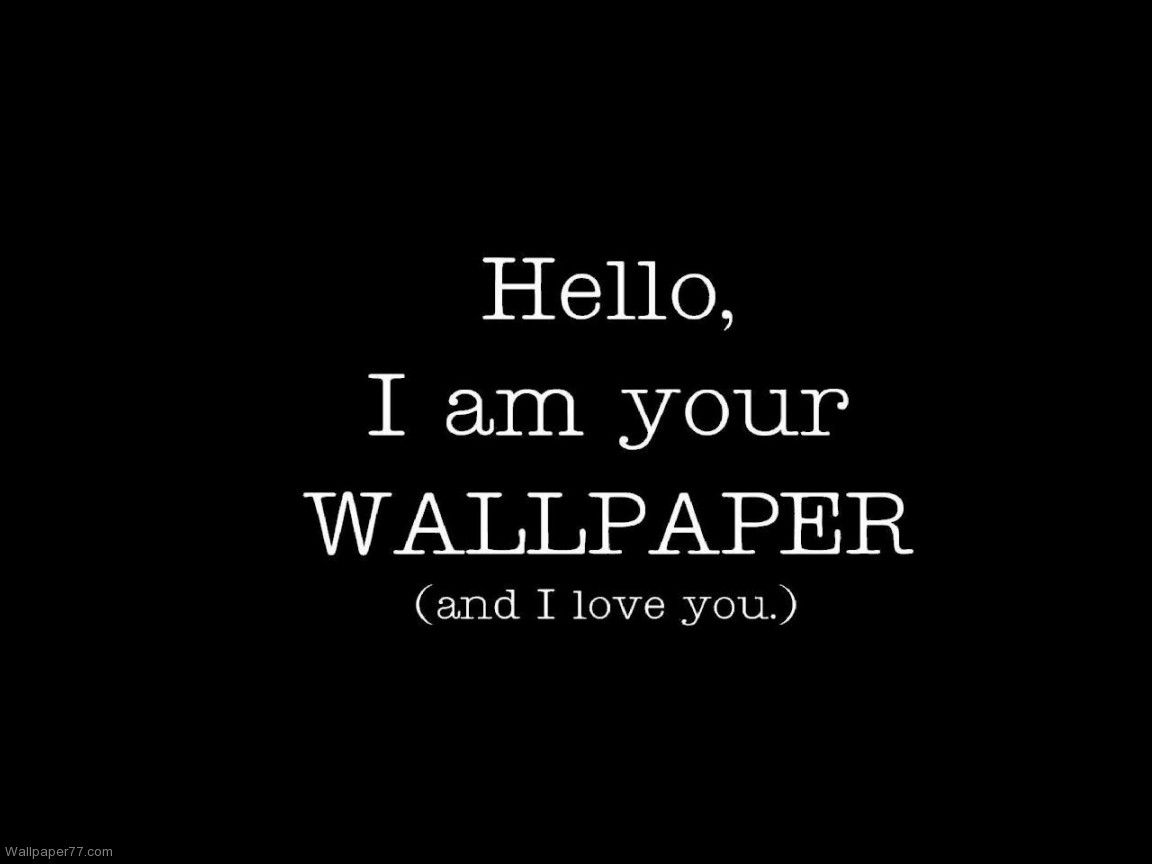 Funny Wallpapers Quotes