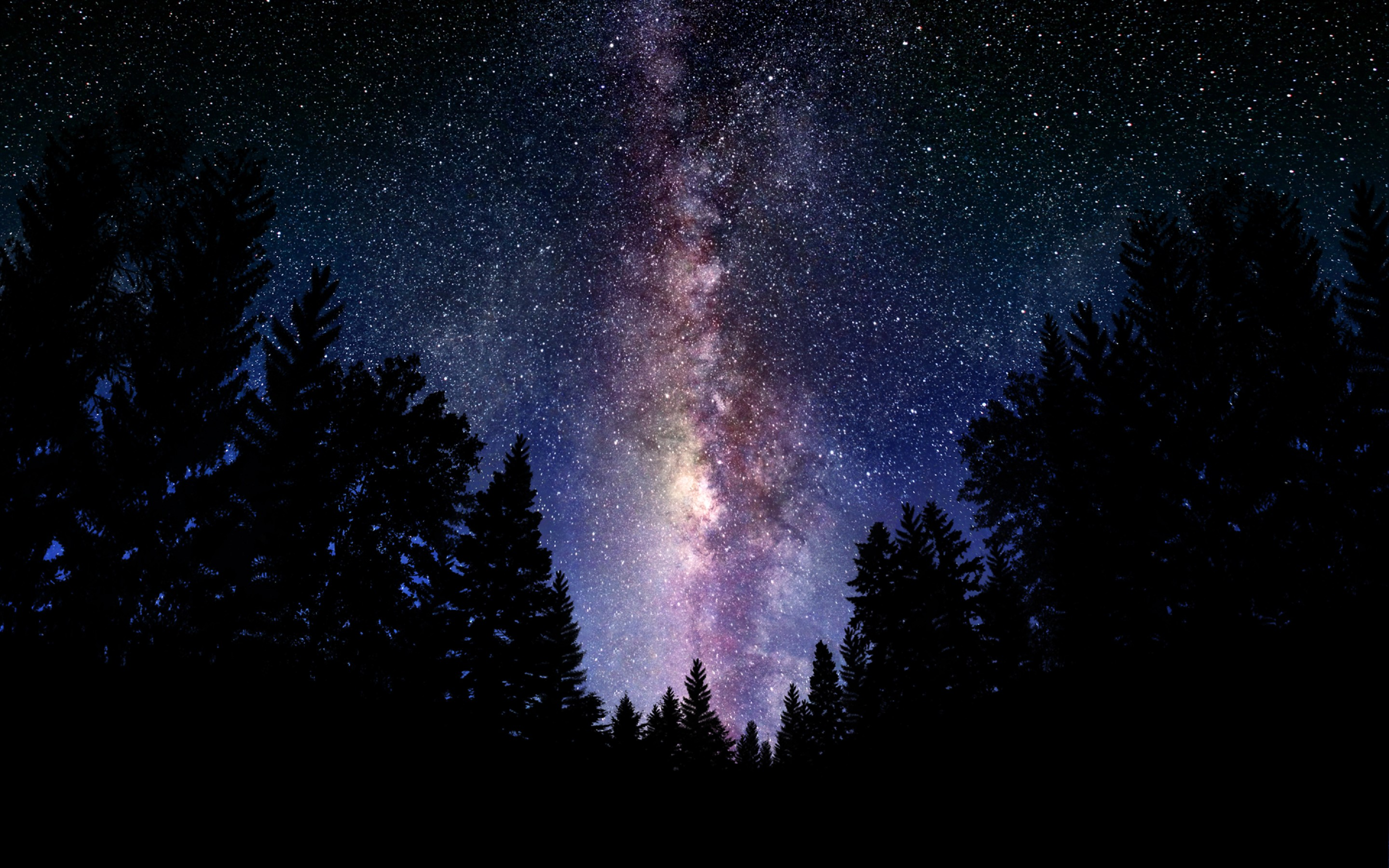 Galaxies Wallpaper