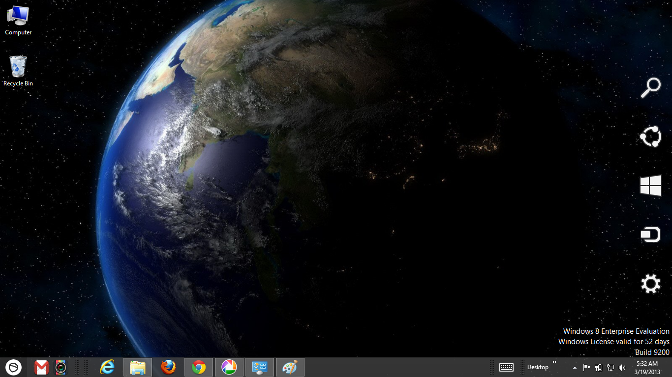 Galaxy Live Wallpaper For Pc