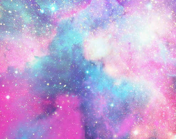 Galaxy Pink Wallpaper