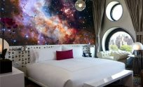 Galaxy Wallpaper For Bedroom