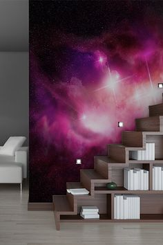 Galaxy Wallpaper For Rooms