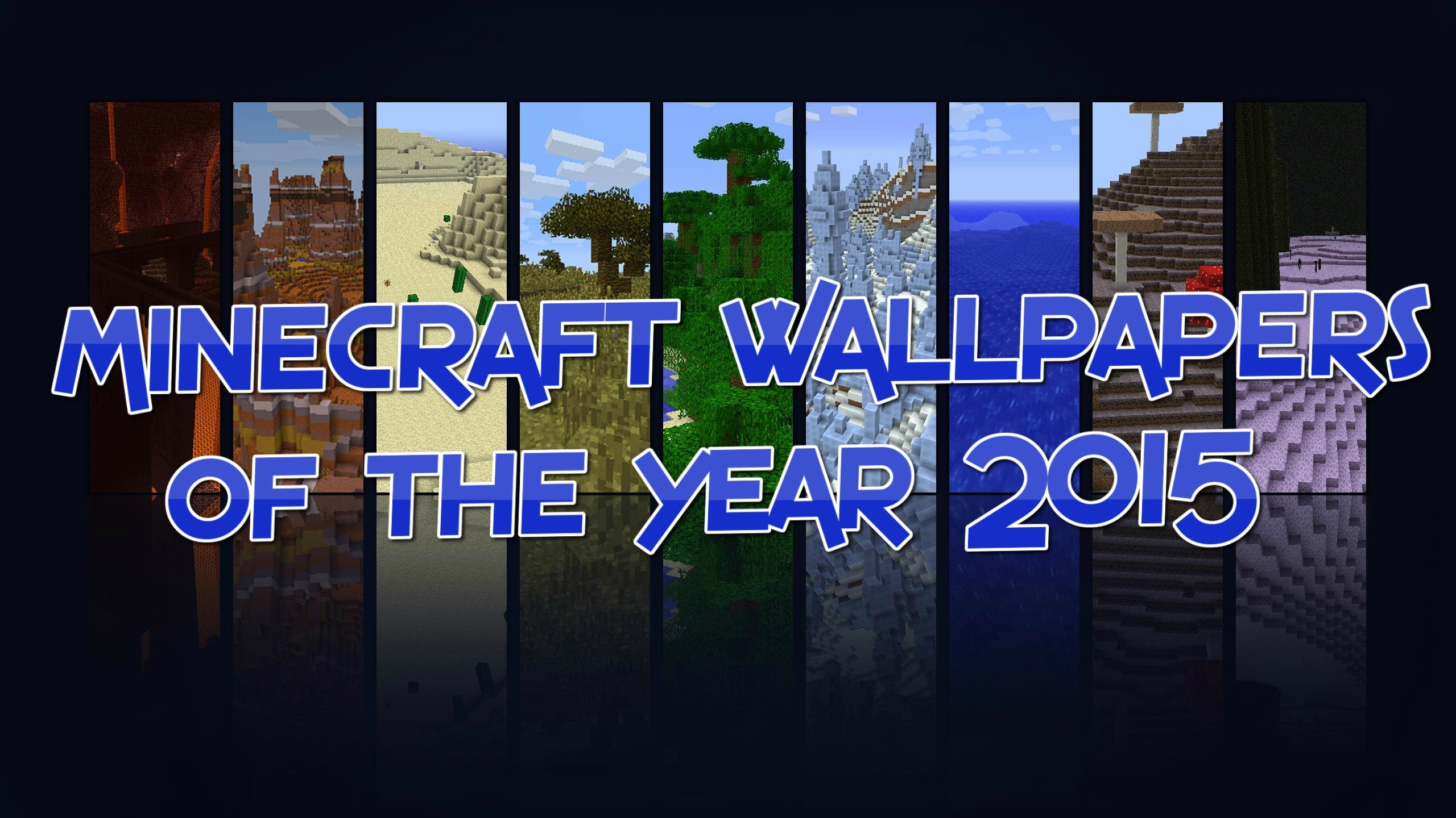 Good Minecraft Wallpapers