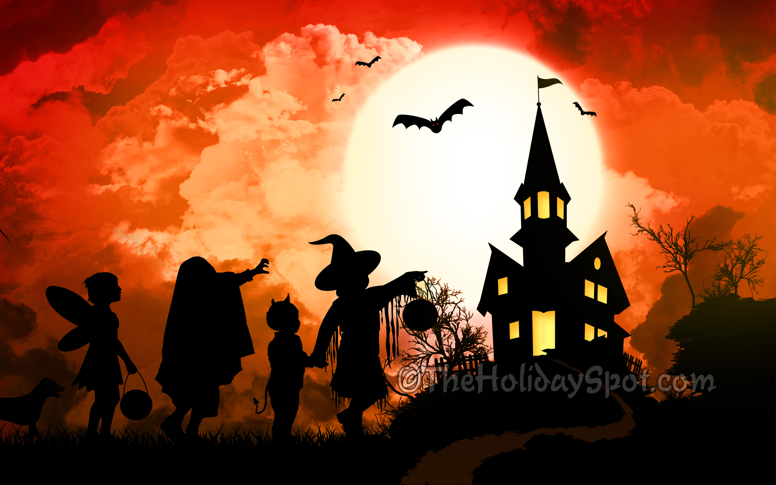 Halloween Pictures Wallpaper