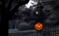 Halloween Theme Wallpaper