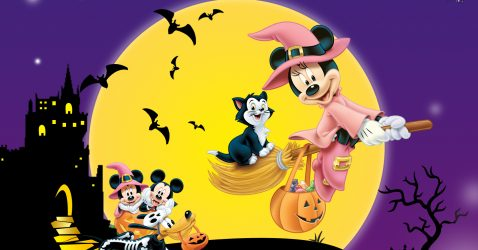 Halloween Wallpaper Disney