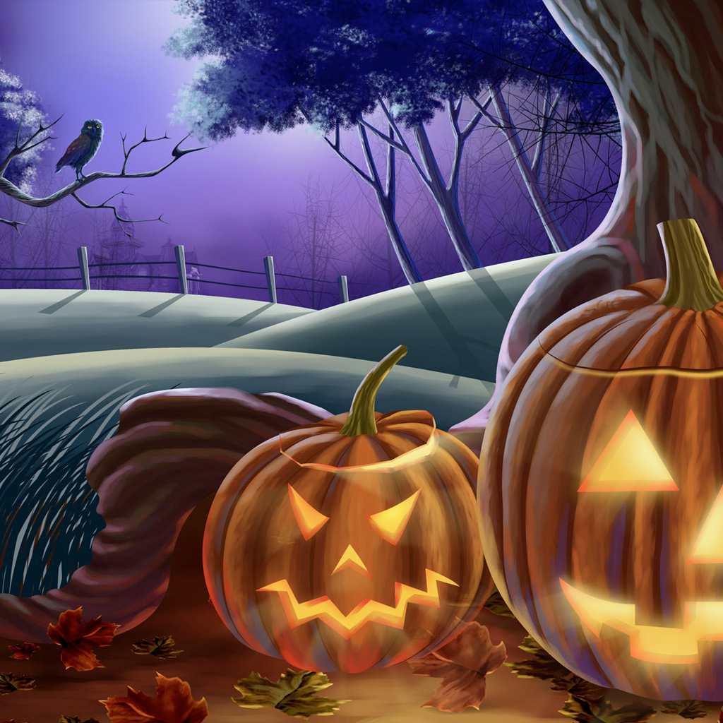 Halloween Wallpaper Ipad