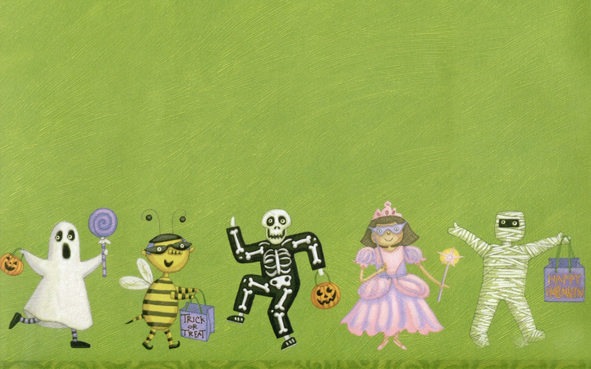 Halloween Wallpaper Kids