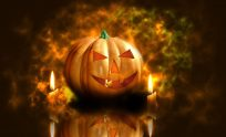 Halloween Widescreen Wallpaper