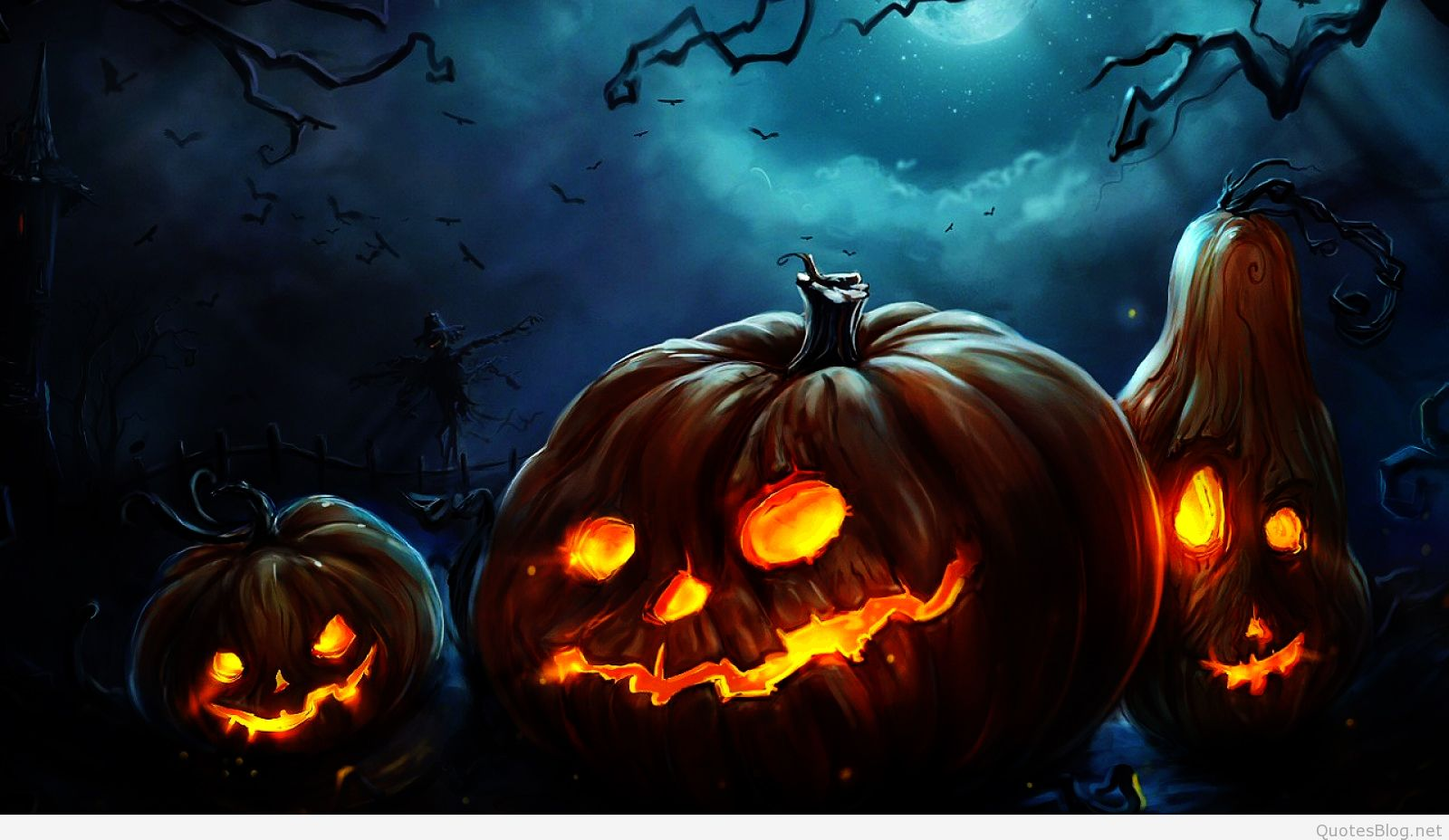 Happy Halloween Wallpapers Hd