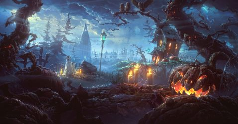 Hd Halloween Wallpaper
