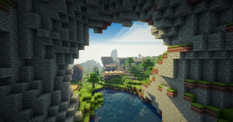 Hd Minecraft Wallpapers