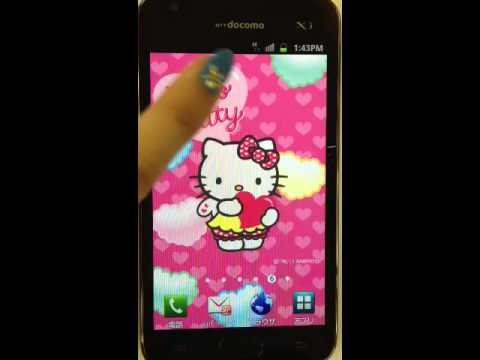 Hello Kitty Live Wallpaper Free
