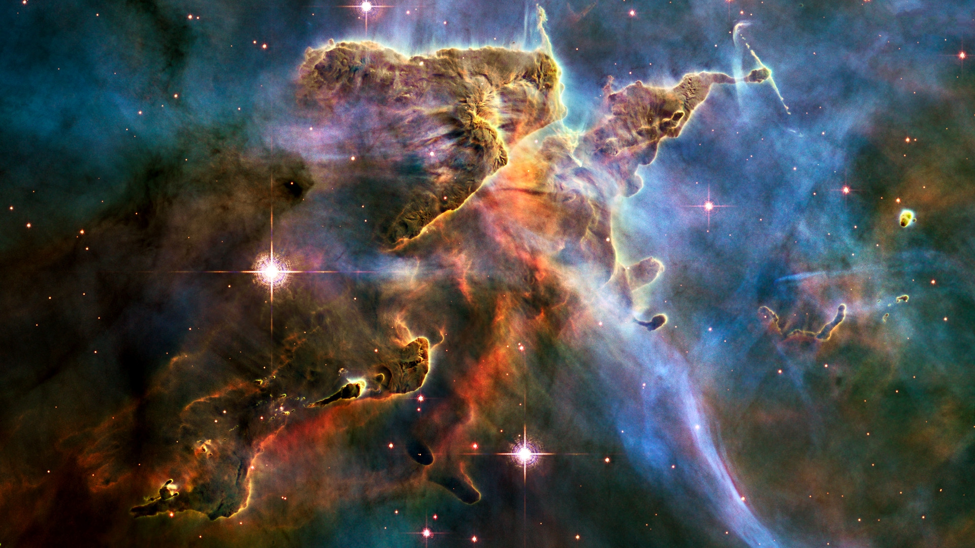 High Definition Hubble Wallpapers