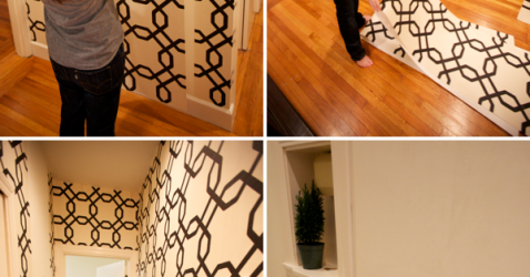How Does Removable Wallpaper Work