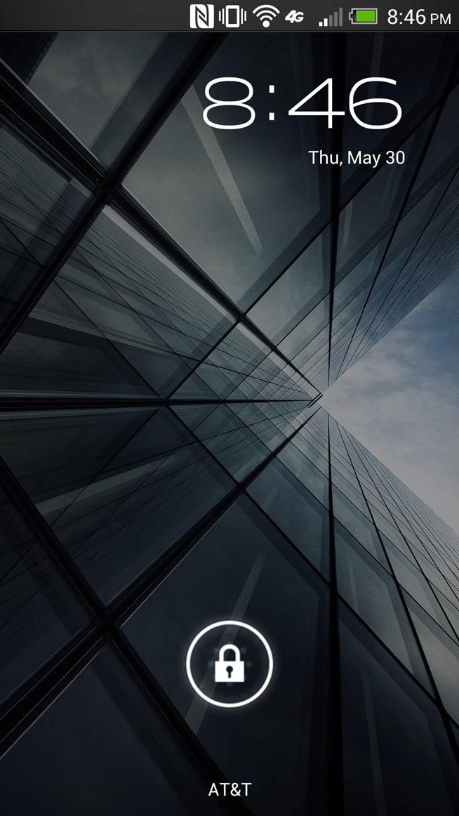 Htc One Lock Screen Wallpaper