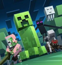 Images Of Minecraft Wallpaper