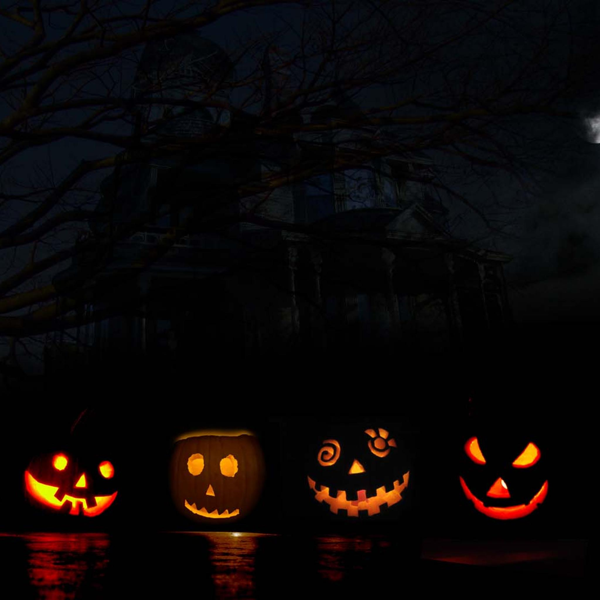 download ipad halloween wallpaper gallery