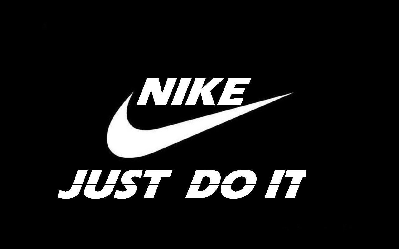 Just Do It Nike Logo Wallpaper