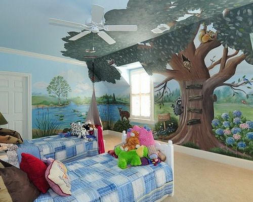 Download Kids Wallpaper Mural Gallery