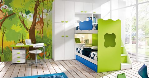 Kids Wallpaper Mural