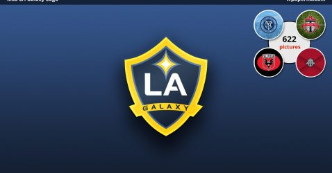 La Galaxy Wallpaper