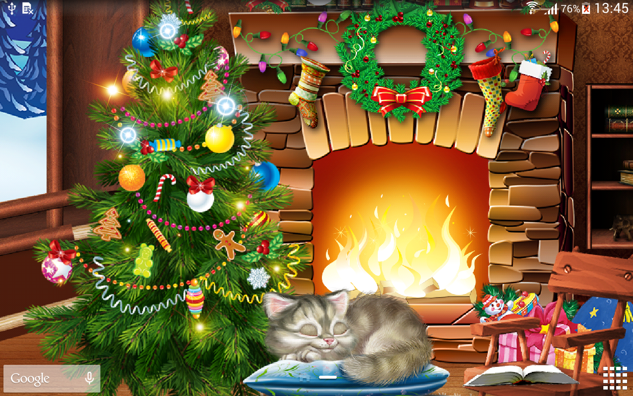 Classic Christmas Motion Background Animation Perfecty: Download Live Christmas Countdown Desktop Wallpaper Gallery
