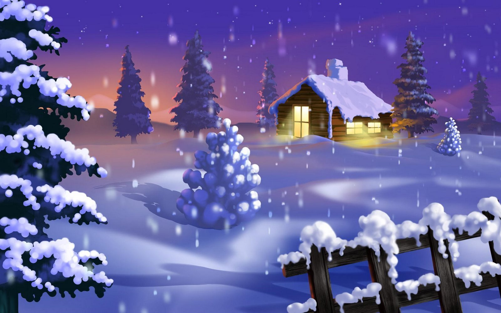 Live Christmas Wallpaper Desktop