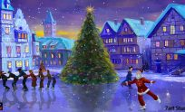 Live Christmas Wallpaper For Pc