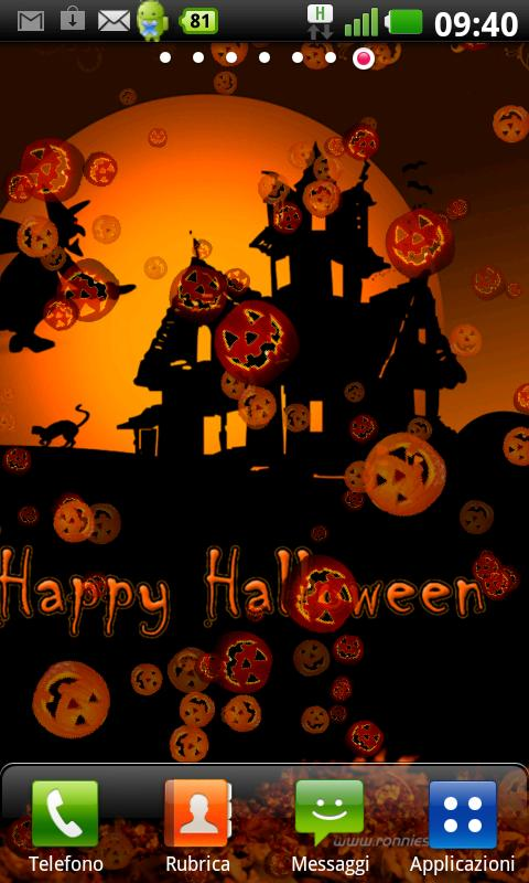 Live Halloween Wallpaper For Android