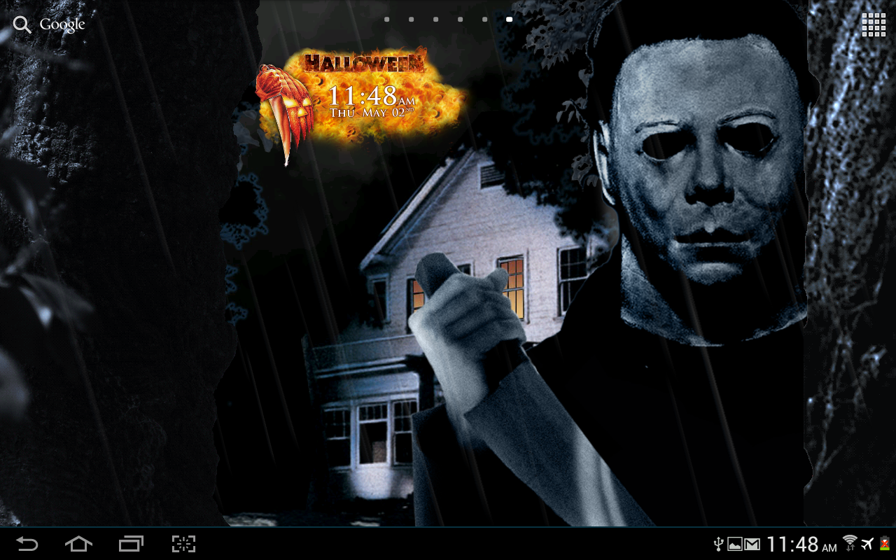 Live Wallpaper Halloween