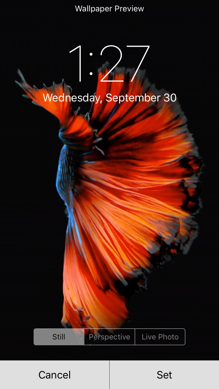 Live Wallpaper Lock Screen Only