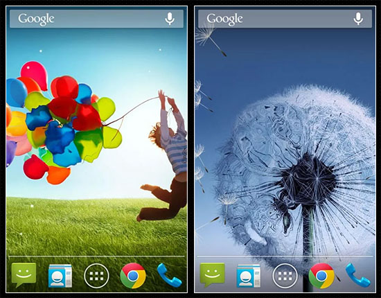 Live Wallpapers For Android Phones