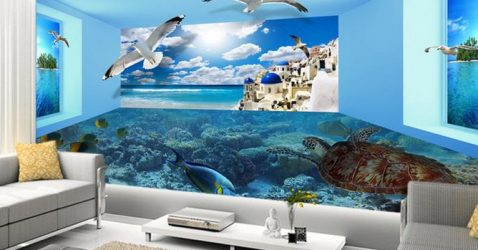 Living 3D Wallpapers