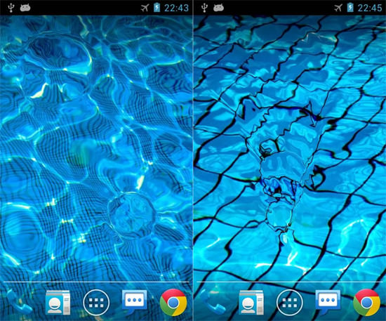 Living Wallpaper Android
