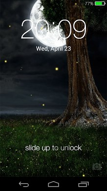 Lock Screen Live Wallpaper
