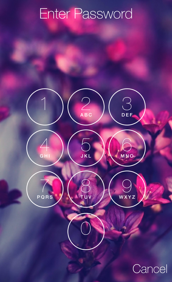 Lock Screen Wallpaper Android App