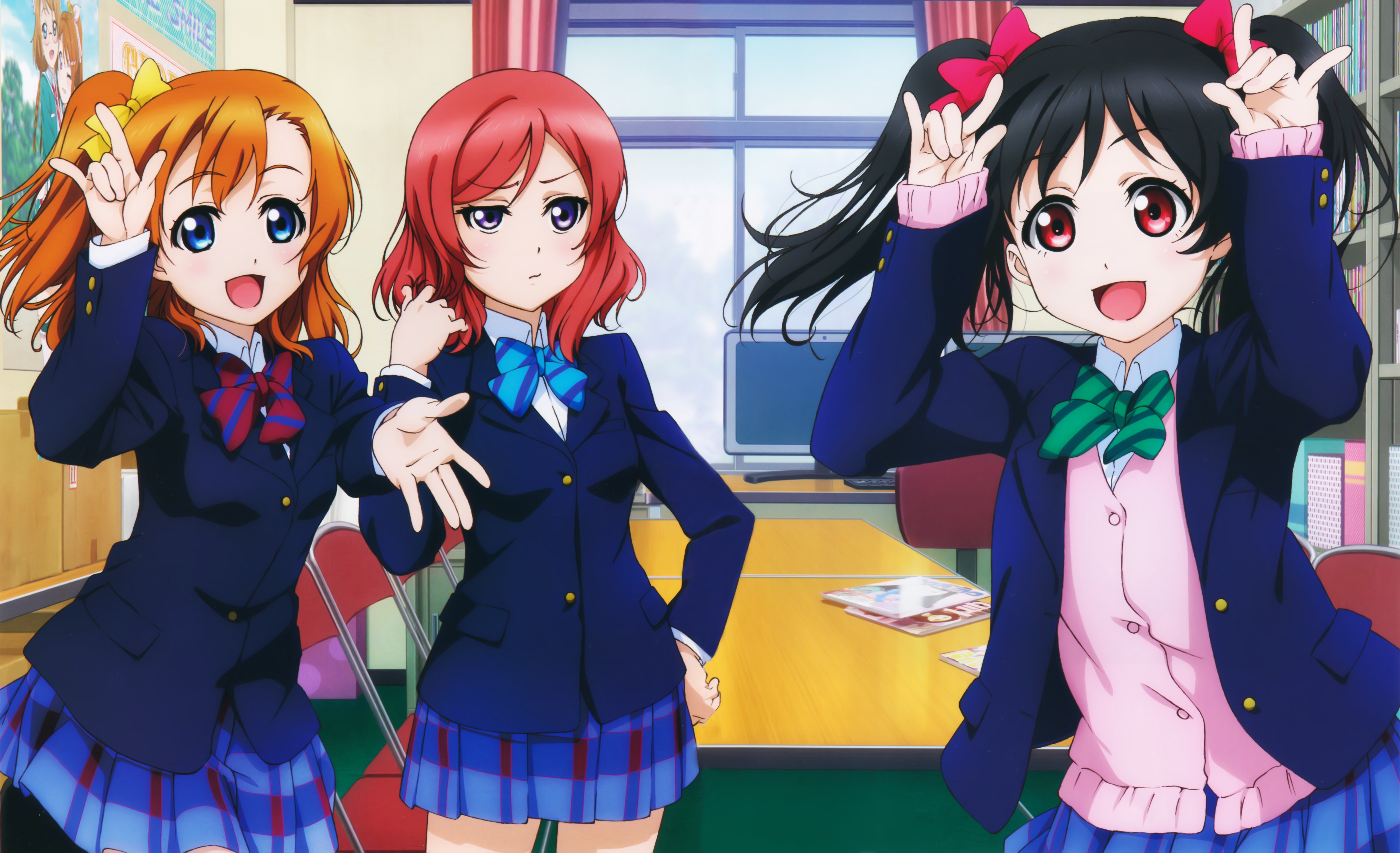 Love Live Wallpapers