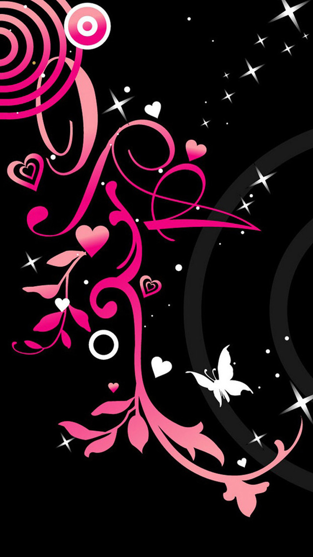 Download love wallpapers for iphone gallery - Lovely wicked iphone wallpaper ...