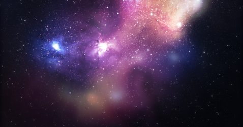 Mac Space Wallpaper