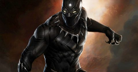 Marvel Black Panther Wallpaper