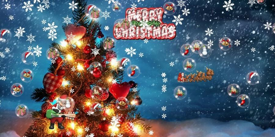 download merry christmas live wallpapers gallery