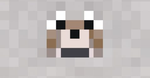 Minecraft Dog Wallpaper